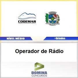 Apostila CODEMAR RJ 2017 Operador de Rádio