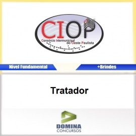 Apostila Concurso CIOP 2017 Tratador Download
