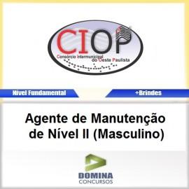 Apostila CIOP 2017 AGT Manutenção Nível II Masculino