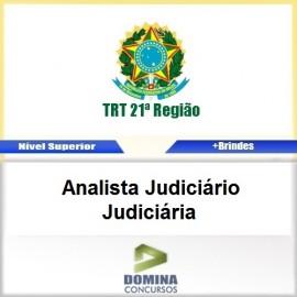 Apostila TRT 12 SC 2017 Analista Judiciário Judiciária