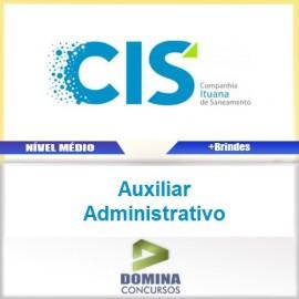 Apostila Concurso CIS 2017 Auxiliar Administrativo PDF