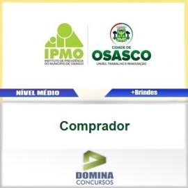 Apostila Concurso IPMO Osasco SP 2017 Comprador