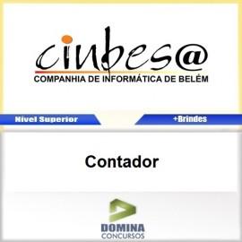 Apostila Concurso CINBESA 2017 Contador PDF