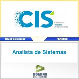 Apostila Concurso CIS 2017 Analista de Sistemas