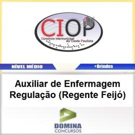 Apostila CIOP 2017 Auxiliar de Enfermagem Regulação
