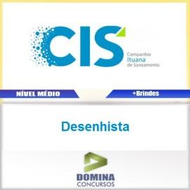 Apostila Concurso CIS 2017 Desenhista Download