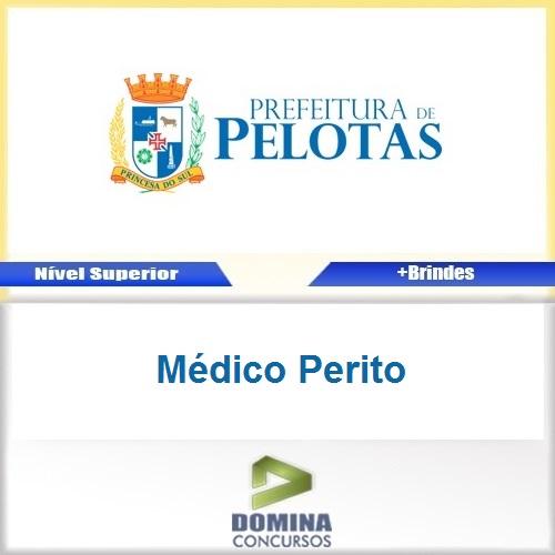 Apostila Concurso Pelotas RS 2017 Médico Perito
