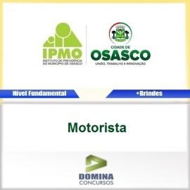 Apostila Concurso IPMO Osasco SP 2017 Motorista