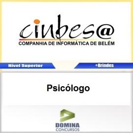 Apostila Concurso CINBESA 2017 Psicólogo Download