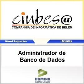 Apostila CINBESA 2017 Administrador de Banco Dados