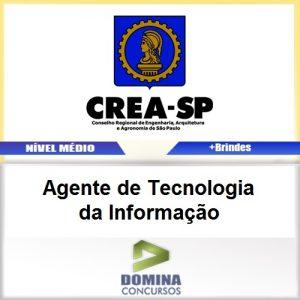 Apostila CREA SP 2017 AGT Tecnologia Informação