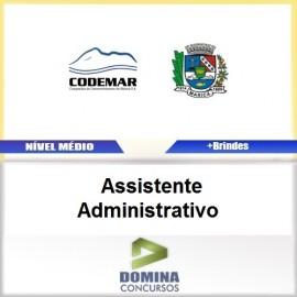 Apostila CODEMAR RJ 2017 Assistente Administrativo