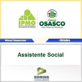 Apostila IPMO Osasco SP 2017 Assistente Social