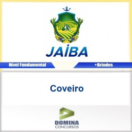 Apostila Concurso Jaíba MG 2017 Coveiro Download
