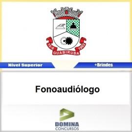 Apostila Concurso Guabiruba SC 2017 FonoaudiólogoApostila Concurso Guabiruba SC 2017 Fonoaudiólogo