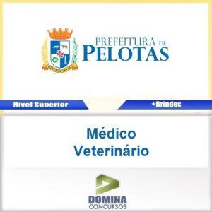 Apostila Concurso Pelotas RS 2017 Médico Veterinário