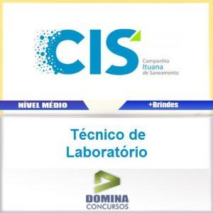 Apostila Concurso CIS 2017 Técnico de Laboratório