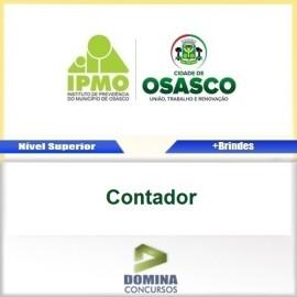Apostila IPMO Osasco SP 2017 Contador Download