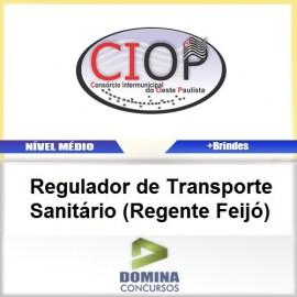 Apostila CIOP 2017 Regulador de Transporte Sanitário