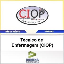 Apostila CIOP 2017 Técnico de Enfermagem CIOP