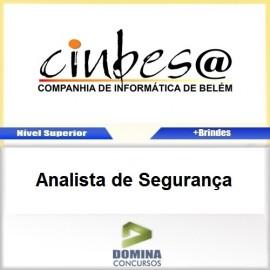 Apostila CINBESA 2017 Analista de Segurança PDF