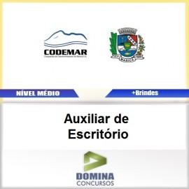 Apostila CODEMAR RJ 2017 Auxiliar de Escritório