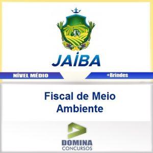 Apostila Jaíba MG 2017 Fiscal de Meio Ambiente
