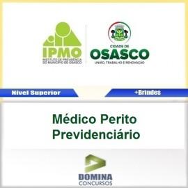 Apostila IPMO Osasco SP Médico Perito Previdenciário