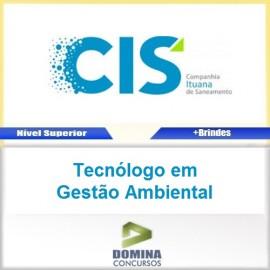 Apostila CIS 2017 Tecnólogo em Gestão Ambiental