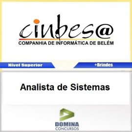Apostila CINBESA 2017 Analista de Sistemas Download