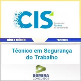 Apostila CIS 2017 Técnico em Segurança do Trabalho