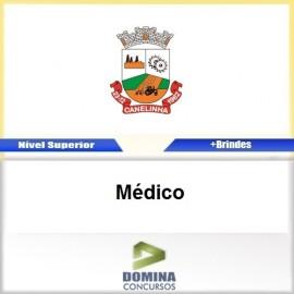 Apostila Concurso Canelinha SC 2017 Médico Download