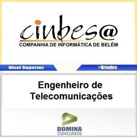 Apostila CINBESA 2017 Engenheiro de Telecomunicações