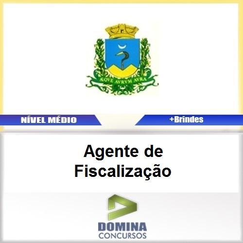 Apostila Caconde SP 2017 Agente de Fiscalização