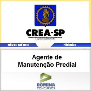 Apostila CREA SP 2017 Agente de Manutenção Predial