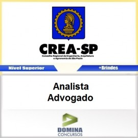 Apostila CREA SP 2017 Analista Advogado Download