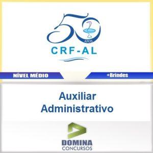 Apostila CRF AL 2017 Auxiliar Administrativo PDF