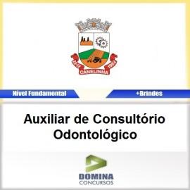 Apostila Canelinha SC 2017 AUX Consultório Odontológico