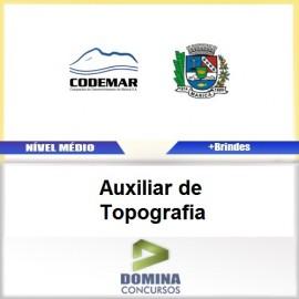 Apostila CODEMAR RJ 2017 Auxiliar de Topografia