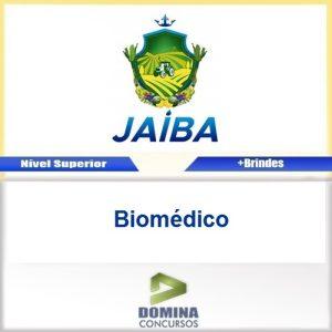 Apostila Concurso Jaíba MG 2017 Biomédico