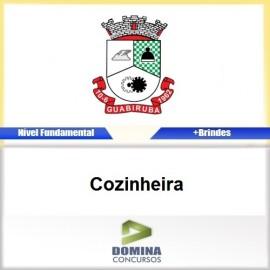 Apostila Guabiruba SC 2017 Cozinheira Download