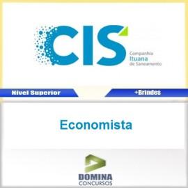 Apostila Concurso CIS 2017 Economista Download