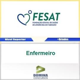 Apostila Concurso FESAT MS 2017 Enfermeiro Download