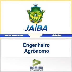 Apostila Jaíba MG 2017 Engenheiro Agrônomo