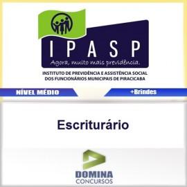 Apostila Concurso IPASP 2017 Escriturário PDF