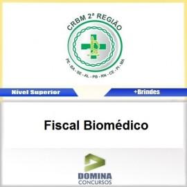 Apostila CRBM 2 Região 2017 Fiscal Biomédico PDF