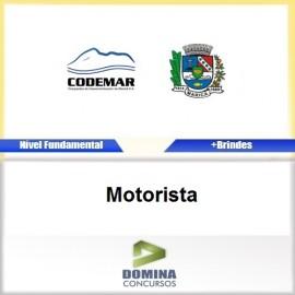 Apostila Concurso CODEMAR RJ 2017 Motorista