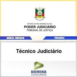 Apostila TJ RS 2017 Técnico Judiciário Download