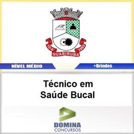 Apostila Guabiruba SC 2017 Técnico em Saúde Bucal