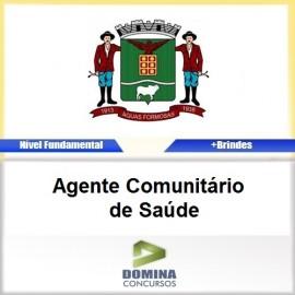 Apostila Águas Formosas MG AGT Comunitário Saúde